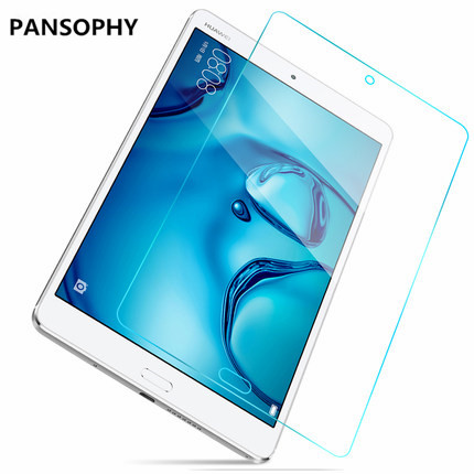 Tempered Glass 9H 0 3mm Premium For Huawei Mediapad M3 8 4inch font b Tablet b