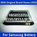 Новый Аккумулятор Оригинальный EB585157LU Для Samsung Galaxy Beam i8552 I8558 i869 I8550 I8530 Мобильные Телефоны, Аксессуары