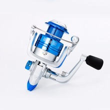 Hiumi LA Series Spinning Fishing Reel 10BB 5.2:1 Fishing tackle Pesca Carrete Spinning Reel Feeder Carp Fishing Wheel