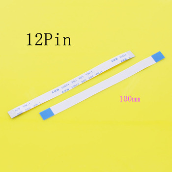 JCD 1pcs For Sony PS4 Controller 12 PIN charging board Flex Cable 10Ppin Touch pad Flex Ribbon Cable