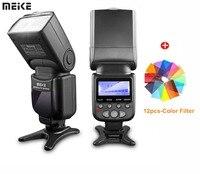 Meike Brand MK 930 II Flash Light Speedlite for Nikon D60 D80 D610 D3000 Canon 550D 600D 650D Dslr Camera As Yongnuo YN 560 II