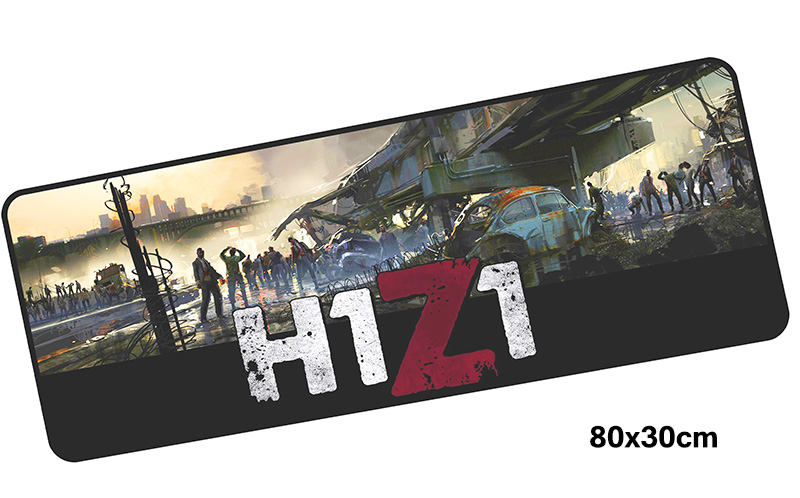 H1ZI mousepad gamer 800x300x3mm gaming mouse pad large New arrival notebook pc accessories laptop padmouse thick ergonomic mat