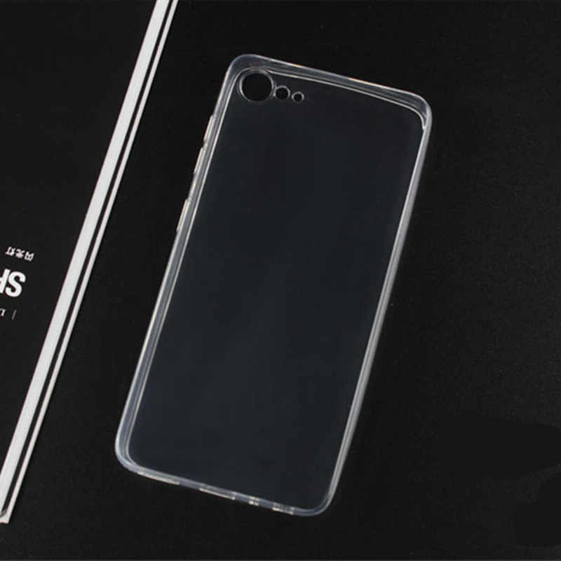 Lenovo K6, z6 Pro K8 Catatan C2 P2 K5 Pro Z5 Case Silicon Bening Transparan Soft Cover Coque Fundas Etui Capa