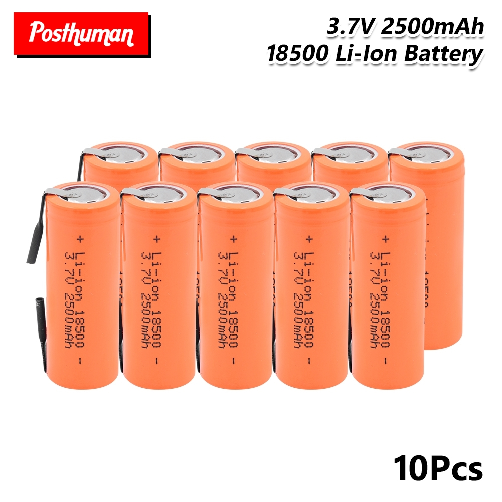 3.7V Rechargeable 70 mAh Li-ion LIR2032 Battery with 4 Batteries