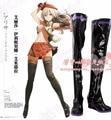 New God Eater 2 Alisa Ilyinichna Omela Cosplay Boots Anime Shoes Custom Made