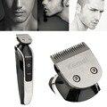 Venta caliente del pelo clipper kemei 5 en 1 eléctrico barba de afeitar cortador de 360 grados pelo clipper trimmer shaving haircut herramienta top calidad