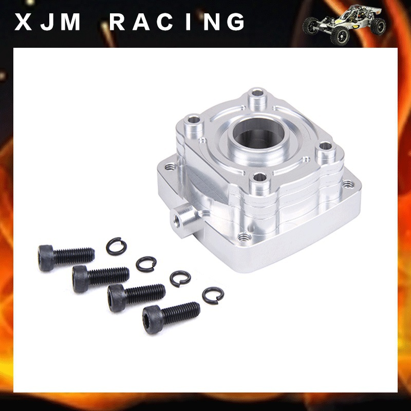 CNC alloy clutch mount set fit HPI ROVAN KM Baja 5B 5T SS