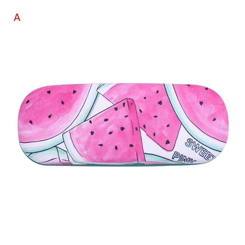 Portable Fruit Zonnebril Hard Bril Case Eyewear Protector Box Bag Hot!