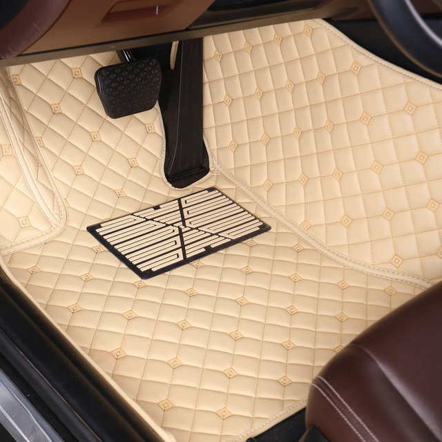 Custom Fit Right Hand Drive Left Hand Drive Car Floor Mats For