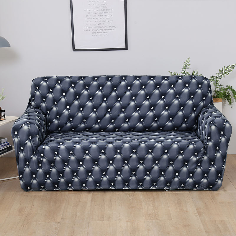 Popular Modern Printing Sofa Cover Anti dirty Full Tight