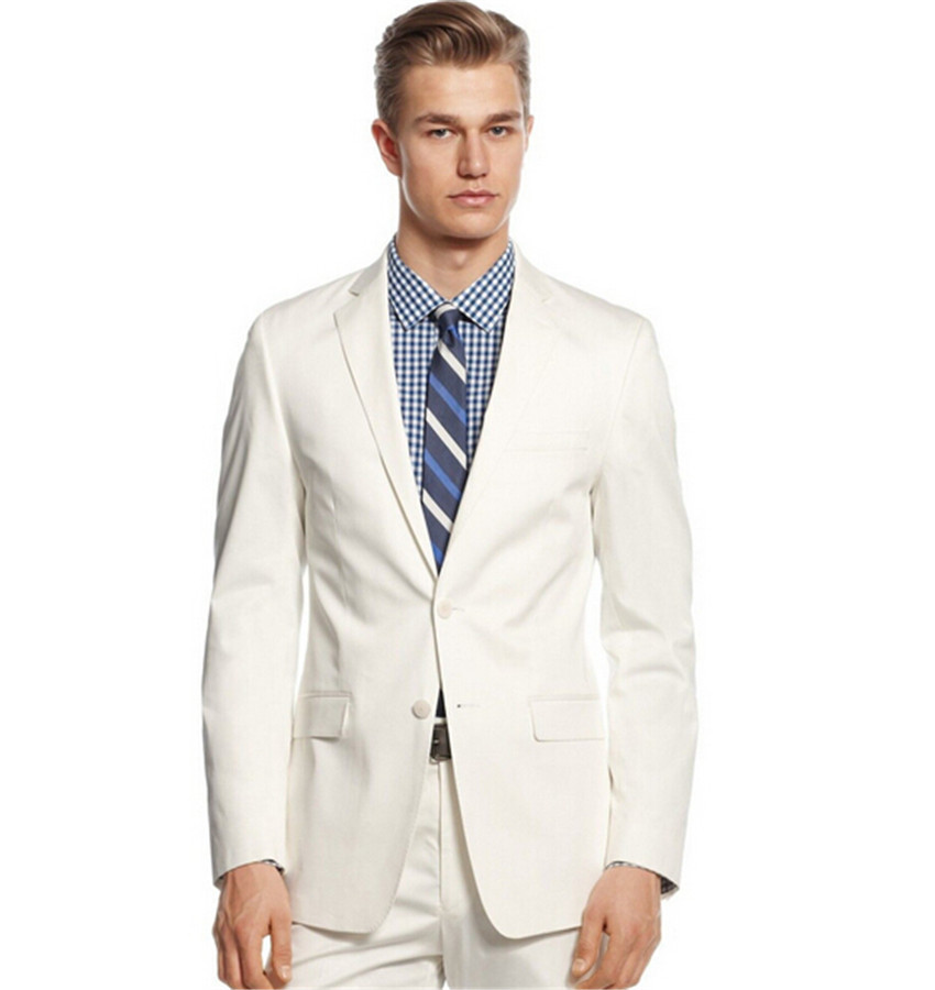 Mens White Suit Jacket Cheap - Go Suits