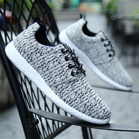 New Fashion Running Shoes High Quality Men Sneakers Casual Shoes Breathable Lace Up Sport Shoes Light