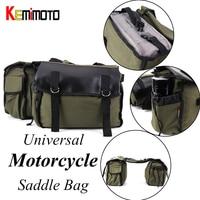 Motorcycle Bag Saddlebag Motorcycle luggage bag Travel Knight Rider for Harley Sportster 883XL 1200 Cruiser Motorcycle bag