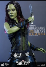 1/6 scale figure doll Zoe Saldana Gamora Guardians of the Galaxy 12″ action figure doll Collectible Figure Plastic Model Toys