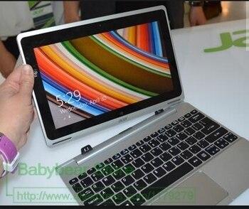 """Protector de piel para teclado de 10,1 pulgadas TPU para Acer switch 10 Switch One 10E SW5-012 2 en 1 tableta portátil 10,1 """"pantalla táctil"""