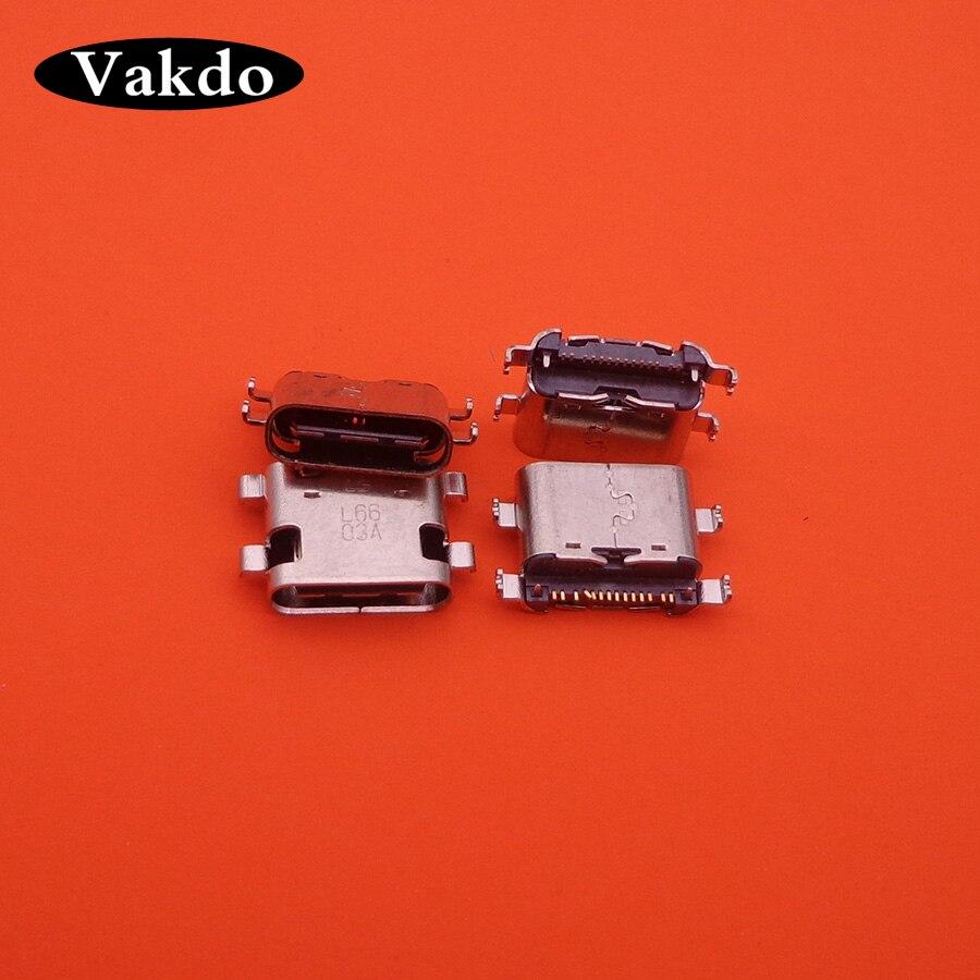 10pcs For ZTE Nubia N1 NX541J C2017 W2016 V7 MAX V7MAX BV0710T Z981 Z988 Mini USB Port Charging Connector Socket Power Plug Dock