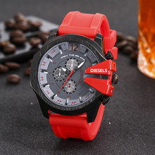2019 Christmas gift Sports Mens Watches Fashion Dial Display