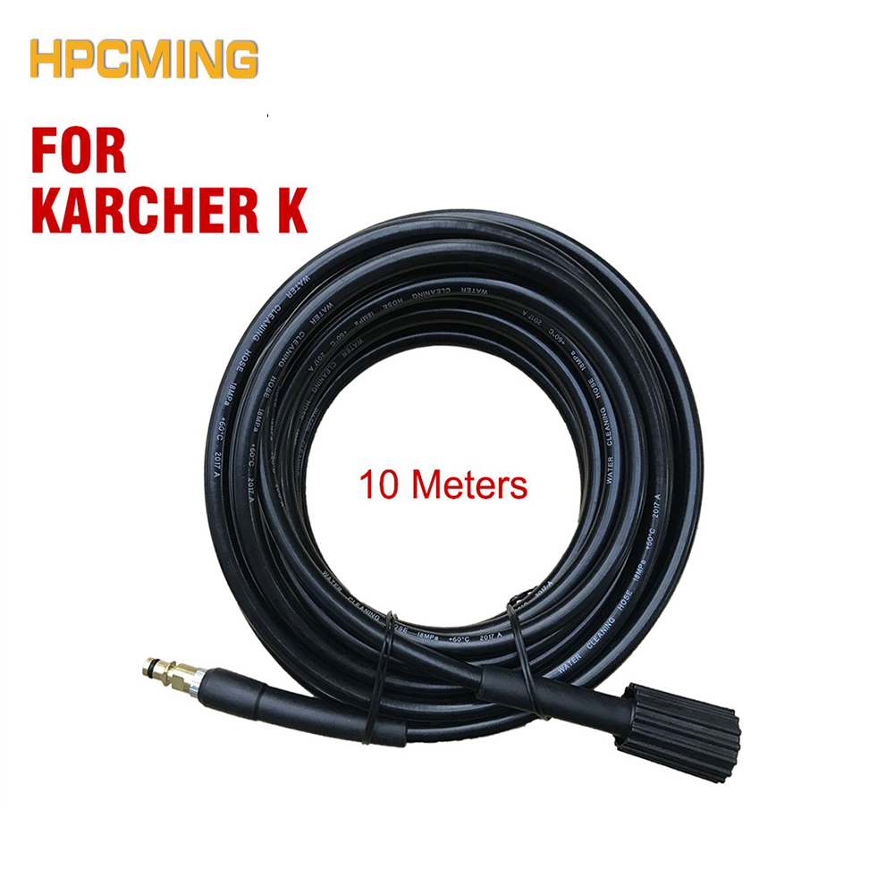 2017 Limited Gs Hot Sale Working For Karcher K Series High Pressure Washer Hose 10 Meters