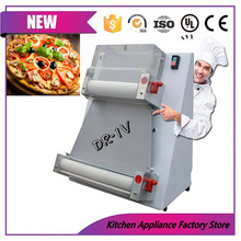 Free shipping commercial pizza dough forming machine/pizza sheeter making machine for restaurant