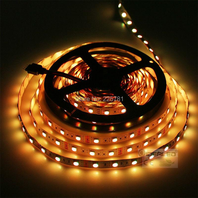 DIY hem RGB leddslampa för 5050 300LEDs 5m RGB-striplampor + Mini - LED-belysning - Foto 5