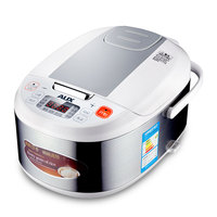 220V AUX 3LMultifunctional Electric Rice Cooker Intelligent Reservation Function Quick Boiling Fine Cook With Steamer
