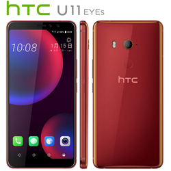 HOT Sale Brand NEW HTC U11 EYEs 4G LTE Mobile Phone 6.0 Inch 4GB RAM 64GB ROM Snapdragon 652 Octa Core IP67 Android Smart Phone