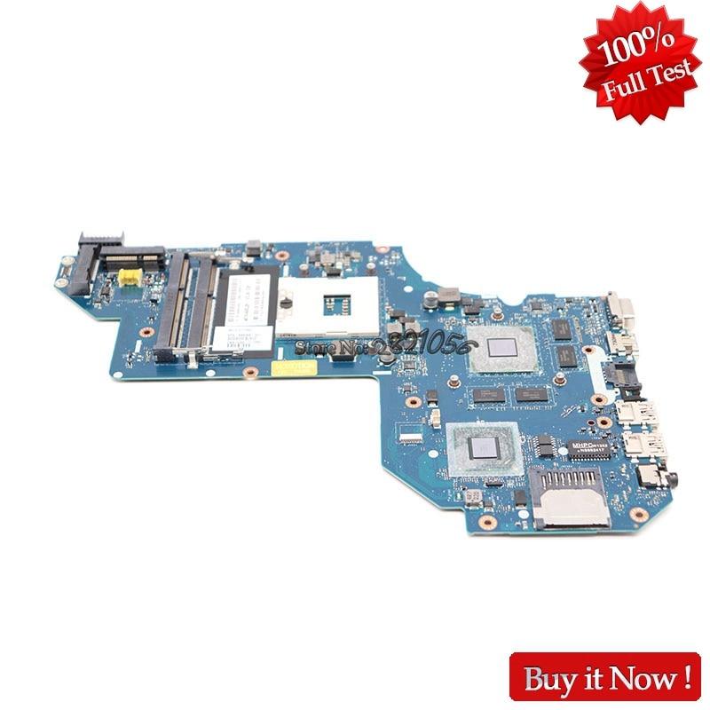цена на NOKOTION QCL50 LA-8711P Laptop motheroard For HP Envy M6 M6-1000 698399-501 698399-001 Main Board HD 7670M 2GB GPU Tested
