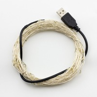 33Ft 10m 100 LED Copper Wire String Lights LED Fairy Lights For Outdoor Christmas Wedding Party