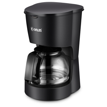 Large capacity home fully automatic drip coffee maker heat insulation espresso easy operation coffee making machine home appliance