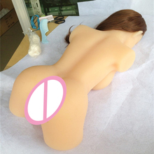 New 2016 real silicone sex dolls for men 3d anime life size 10KG full silicone sex doll sexy toys for men realistic sexo torso