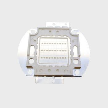 5pcs 20w/30w/50w/100w UV LED COB Chip lamp manicuring purple floodlight 410-420nm EPILEDS 45mil money detect free shipping фото