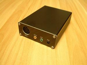 Image 2 - Соединитель для радиоприемника Link U5, интерфейс усилителя мощности ICOM