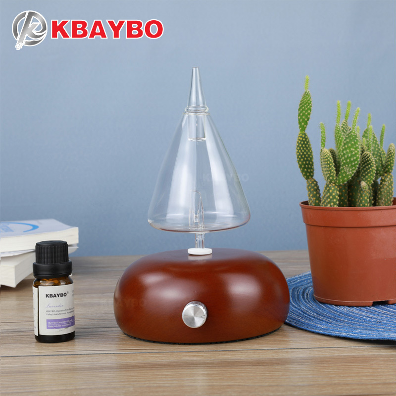 все цены на Ultrasonic Cool Mist Humidifier Aroma Essential Oil Diffuser Wood Grain With 7 Color LED Lights Aromatherapy Mist Maker for Home онлайн