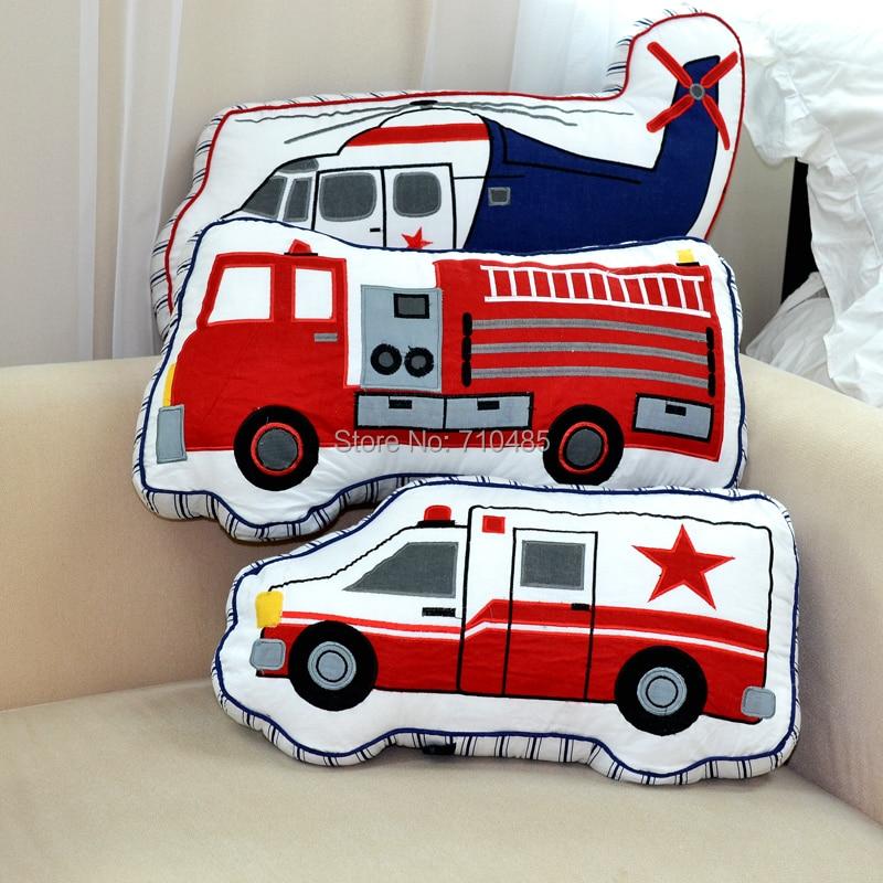 Free Shipping American Style Cynthia Rowley Fire truck
