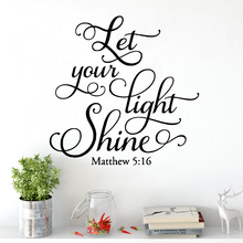 Cartoon English Quotes Home Decor Wall Stickers Living Room Children Party Wallpaper