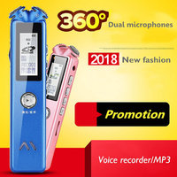 Yescool Dictaphone A20 8|16|32GB professional quality mini Digital voice Recorder MP3 HIFI loseless music player 2 in 1
