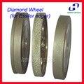 ESS Diamond Grinding wheel for ESSILOR auto lens edger Glass CR39 Polycarbonate Rough Fine Cutting Wheel