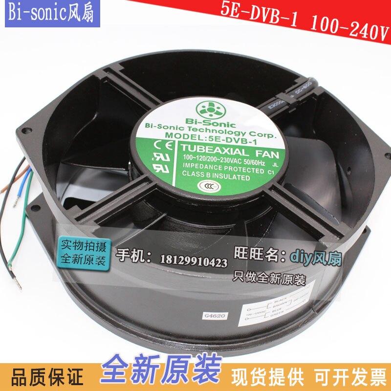 NEW FOR BI-SONIC 5E-DVB-1 115~230VAC 17255 4PIN cooling fan new for bi sonic 5e 230b 46 44w ac230v 17055 cooling fan