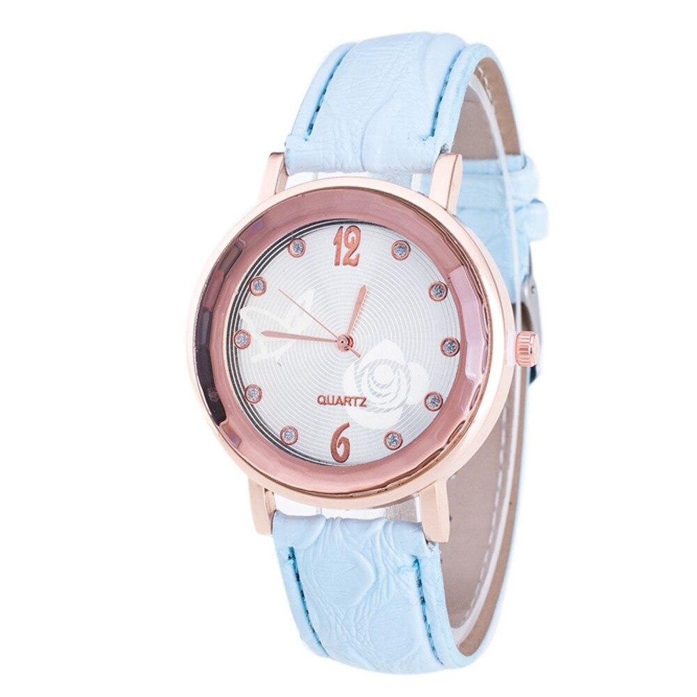 Classic Simple Style Top Luxury Women Wristwatches Montre Femme 2020 New Fashion Ldadies Dress Quartz Watch Relogios Feminino