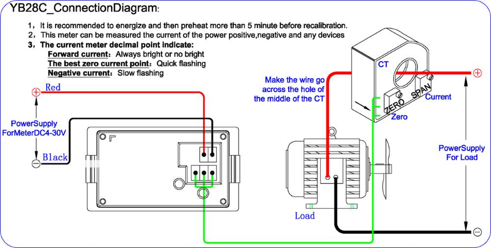 Charming Og Dc Load Meter Wiring Diagram Images - Best Image ...
