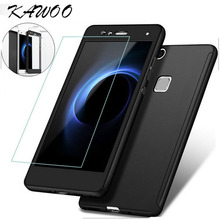 Hard PC 360 Front Back Full Body Protect Case Cover For Huawei P9 Capa P9 Lite P10 P10 Plus P8 Lite 2017 P Smart P9 Lite 2017 цены онлайн