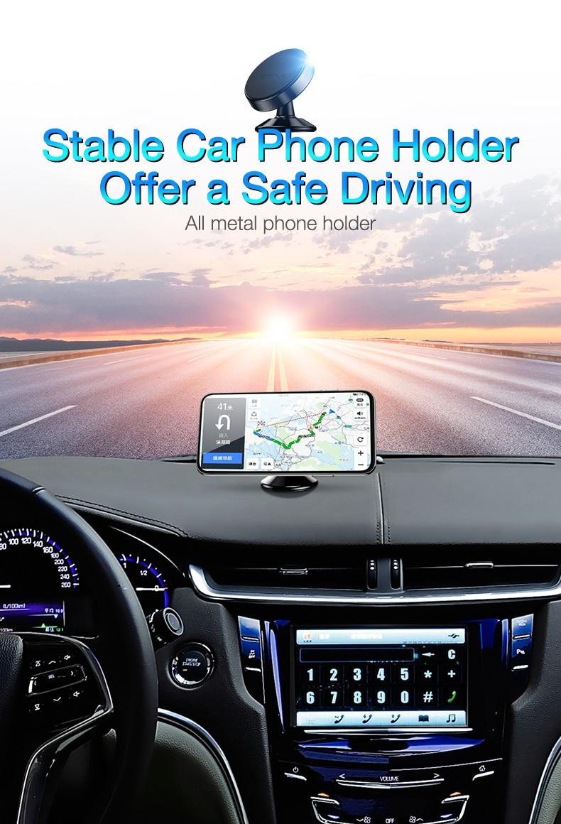 magnetic car phone holder  (2)