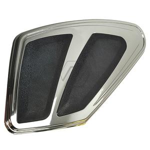 Image 5 - Chrome Motorcycle Knee Panel Fairing Side Cover Case for Honda Goldwing GL1800 GL 1800 F6B 2012 2017