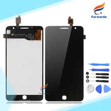 for alcatel one touch pop star 3g ot5022 5022 5022x lcd screen display with touch digitizer tool assembly one piece free shiping