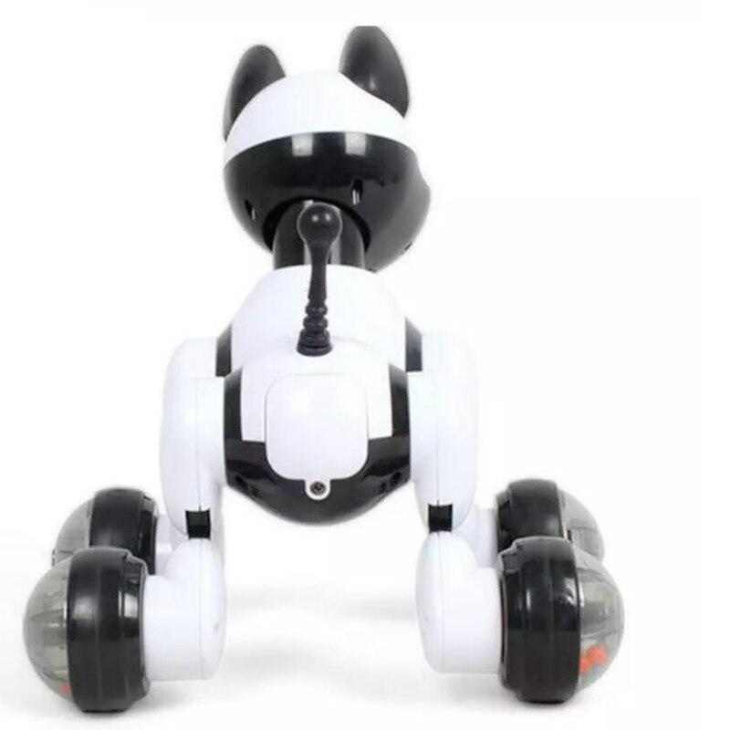 Youdi commande vocale chien et chat Robot intelligent électronique pour animaux de compagnie programme interactif danse marche Robot jouet Animal geste suivant - 4