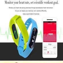 SURMOS HR Smart Bracelet HeartRate Monitoring Sleep Quality Waterproof Sports Watch 7 Days Stand Watch Bracelet
