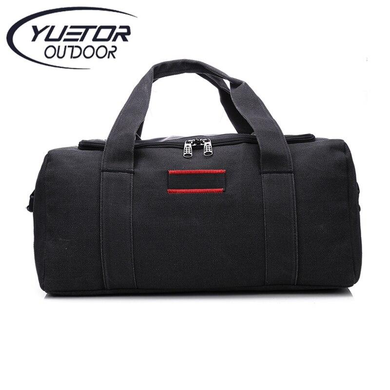 Brand YUETOR Fitness Bags Women Sport Bag Men Traning Shoulder Gym Bag  Outdoor Waterproof Nylon Handbag travel bag bb6f4ebb8164
