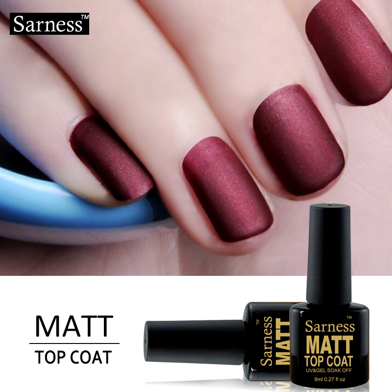 sarness hot matte top base