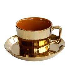 Luxury Shiny Eco-Friendly Ceramic Coffee Mug
