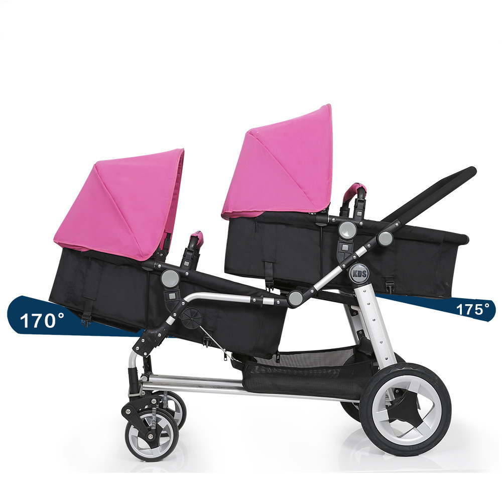 Double Buggy In Sale Baby Stroller Twins Buggy On Sale With Many Accessories Easy